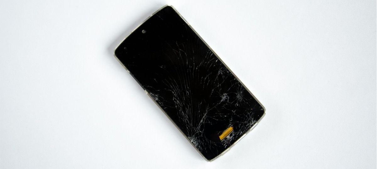 Dekking schade aan smartphone